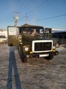 ГАЗ 3307. Ассенизатор ГАЗ3307