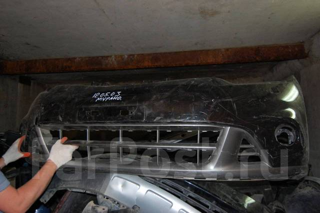 Nissan murano бампера 2008-2011