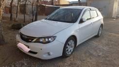 Subaru Impreza. С водителем