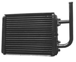 Радиатор отопителя. Лада: 2107, 2101, 2103, 2104, 2102, 2105, 2106 Двигатели: BAZ2103, BAZ2105, BAZ21067, BAZ343, BAZ341, BAZ4132, BAZ2106, BAZ2106710...