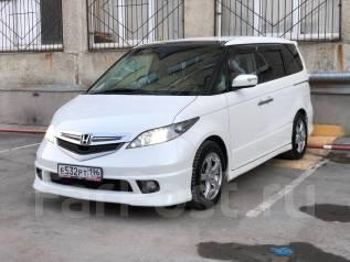 Honda Elysion. автомат, 4wd, 3.0 (250л.с.), бензин, 219тыс. км