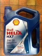 Shell Helix. Вязкость 5W-30, полусинтетическое