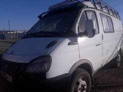 ГАЗ 2705. Продам 2006 г, 7 мест