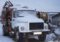 ГАЗ 3309. Коммунальная машина, 4 750куб. см.