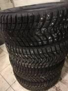 Michelin X-Ice North 4. Зимние, шипованные, 2013 год, 50%, 4 шт