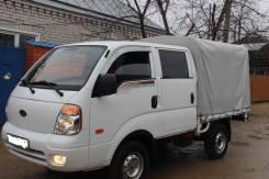 Kia Bongo. Продается грузовик двух кабиник тентованный, 3 000куб. см., 1 500кг., 4x4