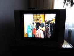 Продам телевизор Panasonic с цифровой приставкой ВВК. CRT (ЭЛТ)