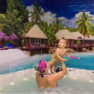 "Грудничковое плавание в аквацентре ""Family Ocean Club & Аква Пупс"""