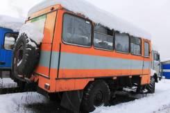 КамАЗ. Автобус Камаз 4208 (В137АО)
