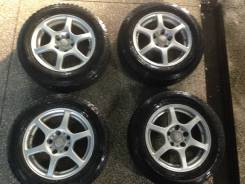 """Продам хороший зимний комплект колёс. 6.0x15"""" 5x114.30 ЦО 72,0мм."""