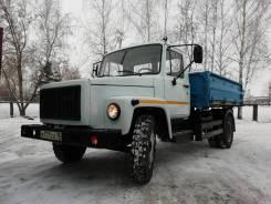 ГАЗ 3309. Газ 3309, 4 750куб. см., 5 000кг., 4x2
