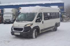Peugeot Boxer. Микроавтобус , 18 мест