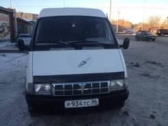 ГАЗ 2705. Продается грузопассажирская газ 2705 цельнометаллическая, 2 700куб. см., 1 500кг., 4x2