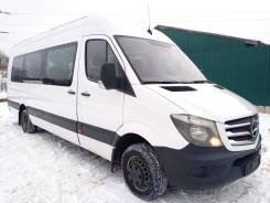 Mercedes-Benz Sprinter 515 CDI. Мercedes Sprinter 515 CDI 2014 г. Рестайл Пассажирский 20 МЕСТ Москве, 20 мест, В кредит, лизинг