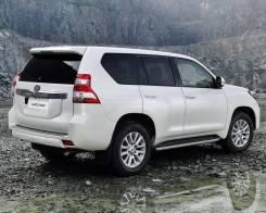 Toyota Land Cruiser Prado. ПТС 1GR 2014