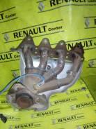 Коллектор выпускной. Renault: Megane, Kangoo, Modus, Logan, Duster, Scenic, Fluence, Clio Двигатели: K4J, K4M