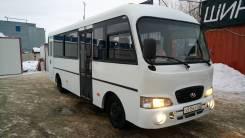 Hyundai County. Продам автобус, 20 мест, В кредит, лизинг, С маршрутом, работой