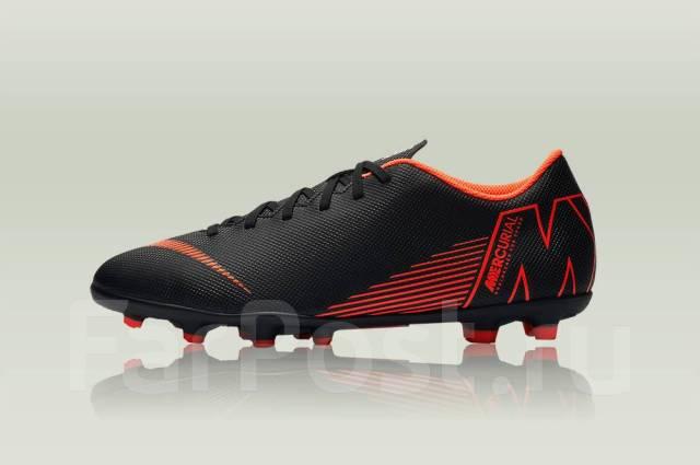Фирменные Бутсы Nike Mercurial Vapor 12 Club AH7378 081 - Обувь во ... c7f4463c36aa7