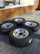 """Комплект литых колес 215/65R-15 c летней резиной. 6.0x15"""" 6x139.70 ET22 ЦО 110,0мм."""