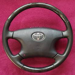 Руль. Toyota: Corolla Spacio, Allex, Voxy, Hilux Surf, Camry, Corolla Fielder, Noah, Corolla, Mark II, Land Cruiser Prado, Brevis, Corolla Runx, Estim...