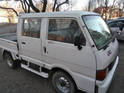 Mazda Bongo Brawny. Продам 2хкабинный грузовик 1995 4wd, 2 200куб. см., 1 000кг., 4x4