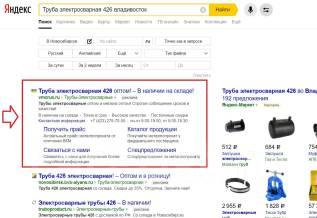 Настройка контекстной рекламы в Яндекс и Google