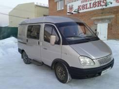 ГАЗ 2752. Продаётся газ 2752, 2 800кг., 4x2