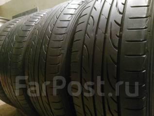 Dunlop SP Sport LM704. Летние, 2014 год, 30%, 4 шт