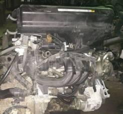 Двигатель в сборе. Daihatsu Esse, L235S Двигатель KFVE