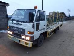 Daihatsu Delta. Продам эвакуатор, 2 765куб. см., 4x2