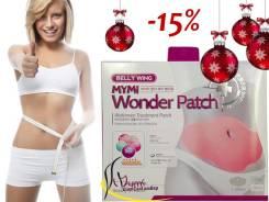 Пластырь для похудения Modeling Patch (Корея)