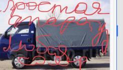 Kia Bongo III. Продам киа бонго 3 4 вд лд мостдлинный борт, 2 700куб. см., 1 500кг., 4x4