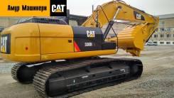 Caterpillar 330D2 L. Экскаватор гусеничный Катерпиллар 330D2L, 1,76куб. м.