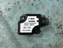 Датчик замедления. Nissan X-Trail, NT30, T30 Двигатели: QR20DE, QR25DE, YD22ETI
