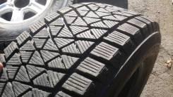 Bridgestone Blizzak DM-V2. Зимние, без шипов, 2014 год, 5%, 4 шт