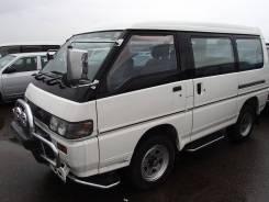 Дверь сдвижная. Mitsubishi Delica, P25T, P25V, P25W, P35W, P45V Двигатель 4D56
