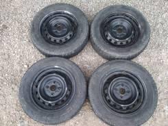 "Комплект колес 165/70/14 бесплатная доставка до ТК. 5.0x14"" 4x100.00 ET30 ЦО 54,1мм."