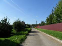 Участок ИЖС 10 соток, г. Домодедово, ул. Нижняя. 1 000кв.м., собственность, электричество, вода, от частного лица (собственник)