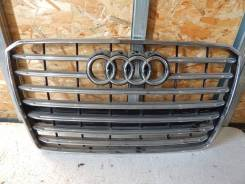 Решетка радиатора. Audi A8, 4HC, 4HL Audi S8, 4HC, 4HL Двигатели: CDRA, CDSB, CDTA, CDTB, CDTC, CEJA, CEUA, CGTA, CGWA, CGWD, CGXA, CGXC, CHJA, CLAB...