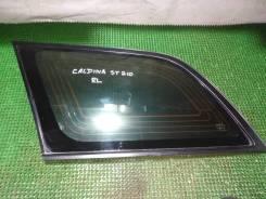 Стекло боковое. Toyota Caldina, AT211G, CT216G, ST210G, ST215G, ST215W Двигатели: 3CTE, 3SFE, 3SGE, 3SGTE, 7AFE