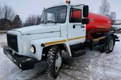ГАЗ 3309. Новый Газ 3309 ассенизатор ко-503