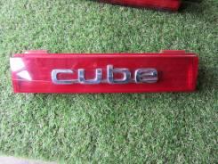 Вставка багажника. Nissan Cube, Z12