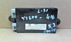 Блок центрального замка и сигнализации с брелком - Gmc Yukon. Tahoe ) 15731443