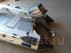 Yamaha. длина 3,20м., двигатель подвесной, 9,90л.с., бензин