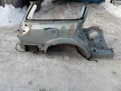 Крыло. Subaru Outback, BP9