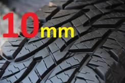 Bridgestone Dueler A/T. Грязь AT, 2015 год, 5%, 4 шт