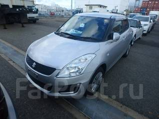 Suzuki Swift. вариатор, 4wd, 1.2, бензин, 36 тыс. км, б/п. Под заказ