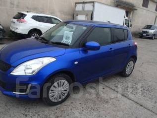 Suzuki Swift. вариатор, 4wd, 1.2, бензин, 41 тыс. км, б/п. Под заказ