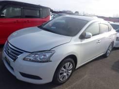 Nissan Sylphy. вариатор, передний, 1.8, бензин, 30тыс. км, б/п. Под заказ