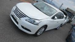 Nissan Sylphy. вариатор, передний, 1.8, бензин, 37тыс. км, б/п. Под заказ